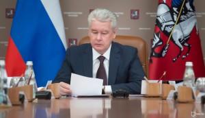 Мэр Москвы Сергей Собянин: За последние 6 лет на дорогах столицы стало меньше аварий