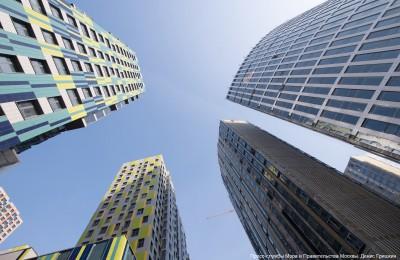 13 новых серий жилых домов разработали в Москве