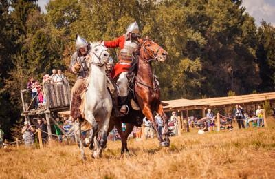 В фестивале «Времена и эпохи» примут участие 18 лошадей