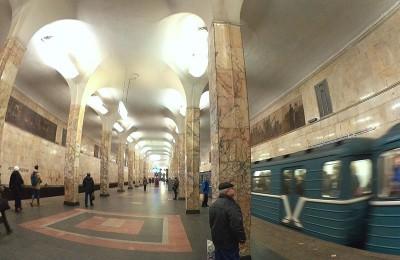 """Станция метро """"Автозаводская"""" в Южном округе"""