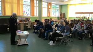 Участие в лекции памяти приняли студенты района Нагатинский затон