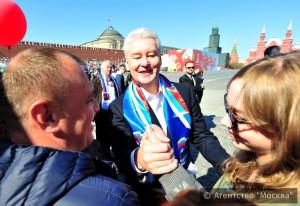 Собянин пригласил москвичей на Пасхальный фестиваль