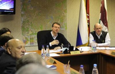 В муниципальном округе Нагатинский затон будет создана еще одна комиссия Совета депутатов