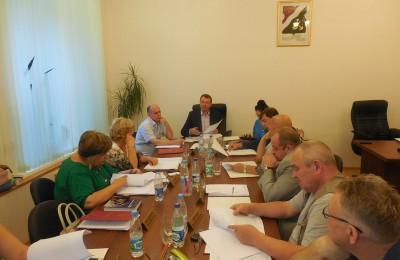 Очередное заседание депутатов прошла в муниципальном округе
