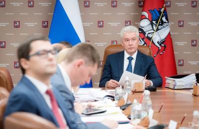 Мэр Москвы Сергей Собянин: Снос пятиэтажек завершится в 2018 году