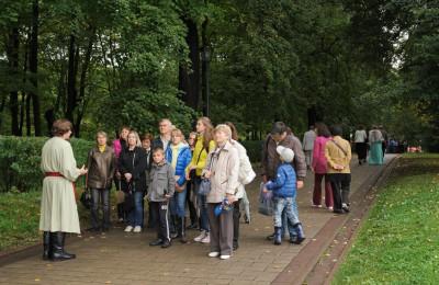 В «Коломенском» открылись групповые экскурсии