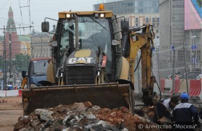 В Москве по программе «Моя улица» заменили 20 километров газопровода