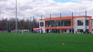 Новое футбольное поле в Южном округе