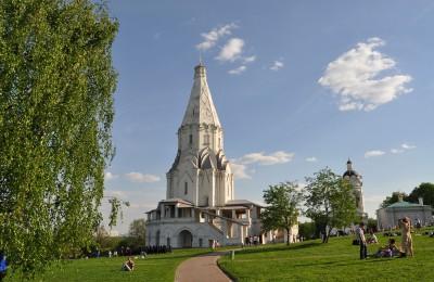 В музее-заповеднике «Коломенское» проведут День открытых дверей для влюбленных
