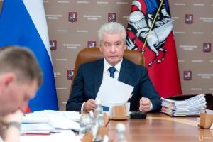 Мэр Москвы Сергей Собянин: Материальная помощь пенсионерам будет увеличена в 2 раза