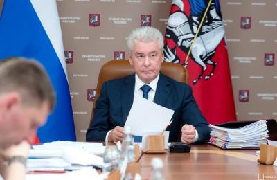 Мэр Москвы Сергей Собянин: Горожане стали меньше времени проводить в пробках