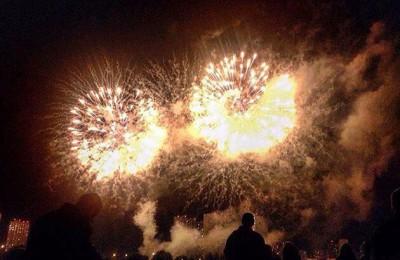 В эти выходные в Братеевском каскадном парке пройдет II Международный фестиваль фейерверков