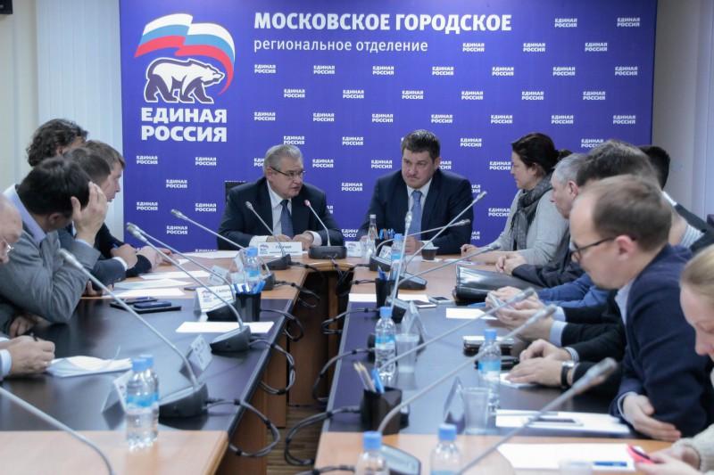 В столице «Единая Россия» не предположила возведения противоречащих интересам граждан 2-х ТПУ