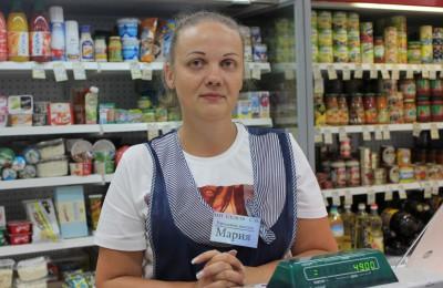 Лучший продавец Москвы Мария Майорова: Если покупатель хочет конфликта, я обязательно ему улыбнусь