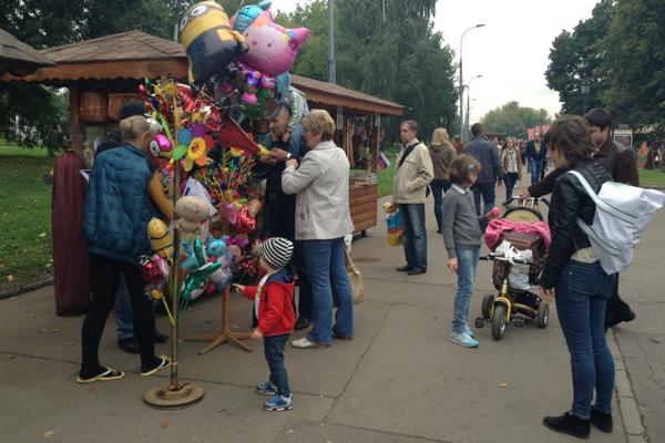 Фирменный стиль для праздничных мероприятий утвердили в столицеРФ коДню города