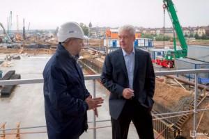 Сергей Собянин рассказал о строительстве медкластера в Сколкове