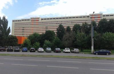 Одна из больниц в ЮАО