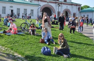 Жители Нагатинского затона отметят День города в Коломенском