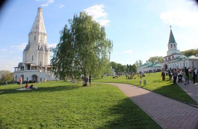 """Основной площадкой празднования Дня города в районе станет музей-заповедник """"Коломенское"""""""