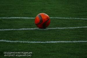 Бронза турнира по футболу досталась учащимся Нагатинского затона