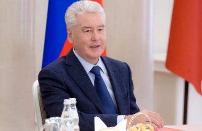 Мэр Москвы Сергей Собянин: В центре представлено много возможностей