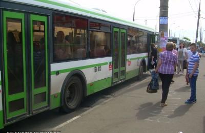 В районе изменился режим работы автобуса №С8