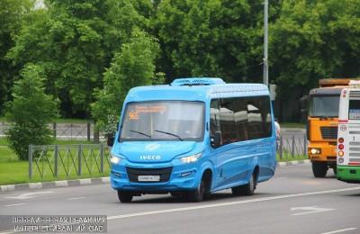 Жители Москвы оценили работу новых автобусов