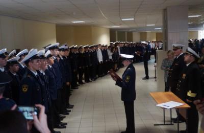 Первокурсники МГАВТ приняли присягу