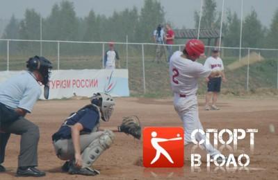 «Спорт в ЮАО»: «Крученый мяч», или где в Южном округе учат играть в бейсбол