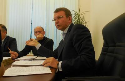 Глава муниципального округа Михаил Львов: Новая экологическая программа устранит факторы, отрицательно влияющие на самочувствие жителей