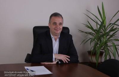 Михаил Горемыкин: Школьникам необходимо развивать с помощью современных технологий