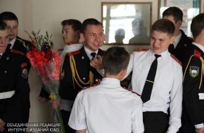 В школе №1770 ведется раздельное обучение детей