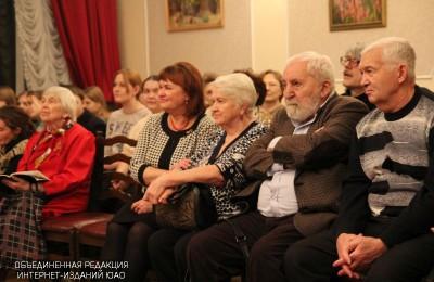Жители района увидят картину о Симонове