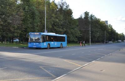 В новую сеть «Магистраль» вошел автобус №156