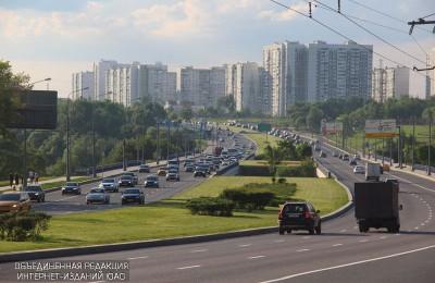 На 12 транспортных развязках в столице установят новую архитектурную подсветку