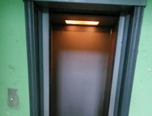Исправный лифт