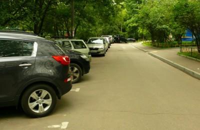 В районе расширят зону платной парковки