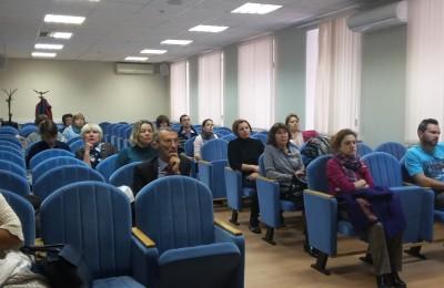 Единый день пенсионной грамотности прошел на юге Москвы