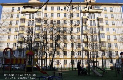 Во всех домах Москвы включено отопление