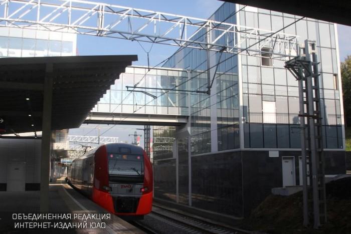 Электрички и станции Московского центрального кольца свяжут пешеходными переходами