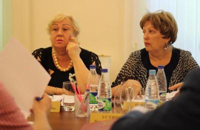 Депутат Лидия Быкова