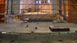 Строительство комплекса театрально-художественных мастерских Малого театра завершили на юге столицы