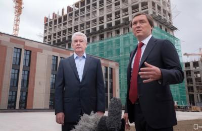 Мэр Москвы Сергей Собянин: Реновация промзон города продолжается