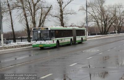 На маршруте №724 одну из остановок начали объявлять правильно после обращения жителей