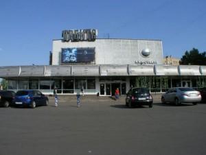 Площадь кинотеатра «Орбита»