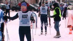 В пригороде Москвы открыли около 60 лыжных трасс