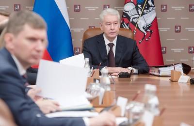 Мэр Москвы Сергей Собянин: За последние 6 лет число кружков увеличилась вдвое