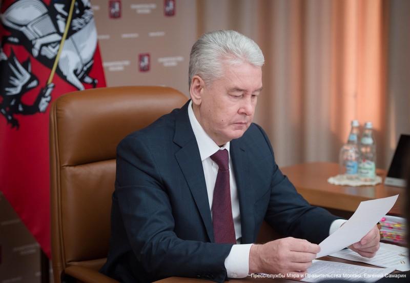 Собянин: в 2016 году мобильный интернет в Москве стал быстрее на 35%