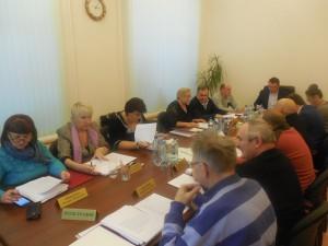 Очередное заседание Совета депутатов прошло в муниципальном округе Нагатинский затон
