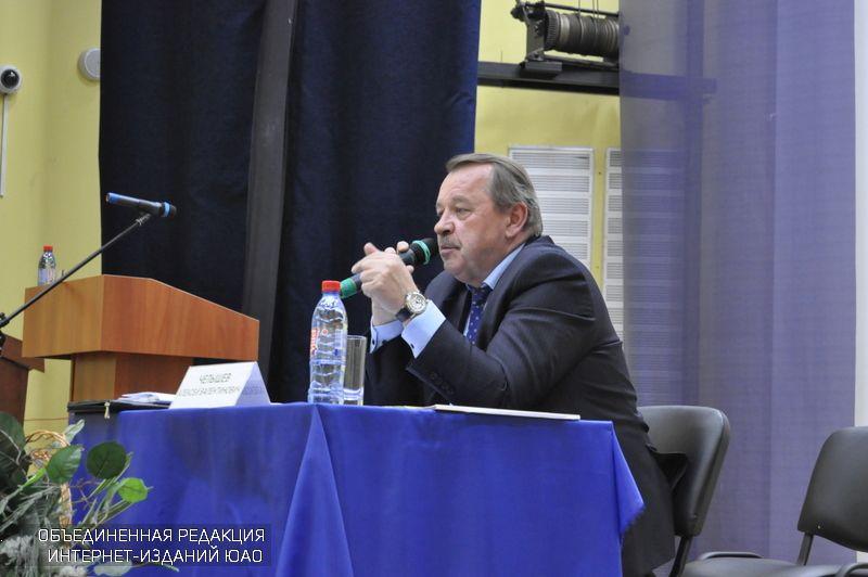 Префект ЮАО Алексей Челышев встретится с жителями Южного округа